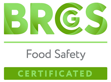 <p>Global Standard for Food Safety – BRC Certification</p>